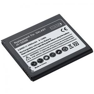 China Replacement mobile phone battery for Samsung Galaxy J5/G5308 3.8V 2400MAH on sale