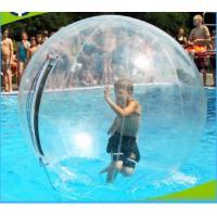 Water Proof Human Water Walking Ball Anti - Crack Durable High Air Tightness