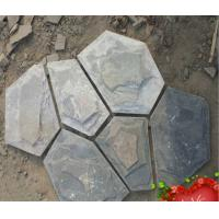 Natural slate cultural stone blue slate Macadam Mosaic