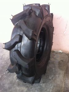 China 400-7 R1 TT type mover garden tractor tires rotary tillers tyres with tube on sale