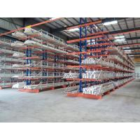 Sheet Metals / Metal Bars Cantilever Storage Rack Industrial Height 2000-15000MM