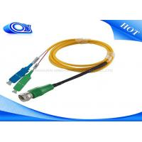 China HDMI Over Fiber Optic Cable , Digital Optical Audio Cable TV Receiver PIN on sale