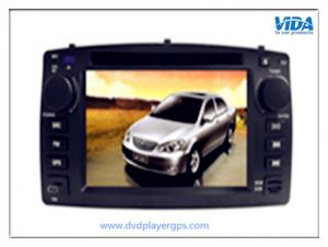 China 6.2'' BYD Car DVD GPS/TV/BT/RDS/IR/AUX/IPOD navigation system/Car DVD Player on sale