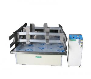 China EN71 150 - 300 RPM Vibration Test Equipment 25.4 mm Amplitude High Precise on sale