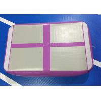 Mini Inflatable Air Block No Noise During Training Custom Logo / Designs