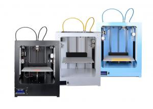 China Big Size Rapid Prototyping 3D Printer , Family / School High Accuracy 3D Printer on sale