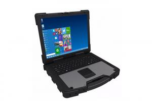 China Armored Toughbook Military Grade Laptop Sunlight Readable For Business on sale