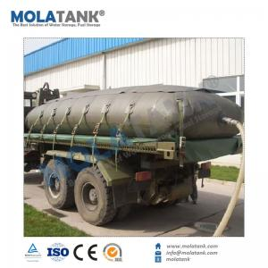 China Customized Flexible Portable Folding Oil Bladder Petrol Fuel Tank on sale