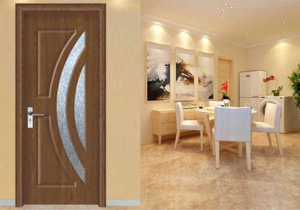 Interior Frosted Glass Mdf Wood Doors Bedroom Maximum Height 2350mm Office Building For Sale Mdf Wood Doors Manufacturer From China 108997534