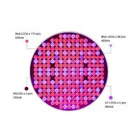 50W Full Spectrum UFO Grow Light Lamp PCB Assembly With 4 Bands Red Blue IR UV LEDs