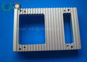 China Aluminum AL6061 CNC Milling Heat Sink Parts For Construction Equipments on sale