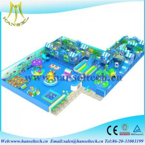 China Hansel hot sell cheap 2017 childrens fun parks games large indoor playground equipment ireland on sale