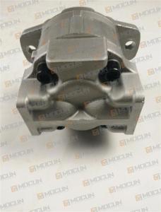 Komatsu Excavator Hydraulic Gear Pump Assy , High Pressure Rotary