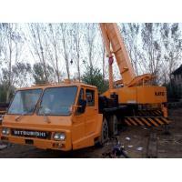 Second-hand KATO Crane For Sale , NK400E 40 Ton Japan Used Truck Crane in Dubai