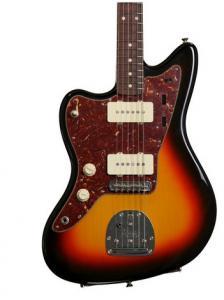 China Fender Custom Shop 1962 Jazzmaster NOS 3-tone Sunburst Acoustic Guitar Tuner on sale