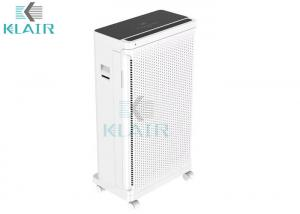 China Portable Air Purifier Filters Unibody Plastic With Pm 2.5 Led Display on sale