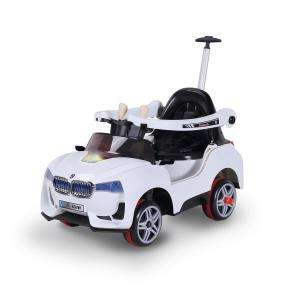 China New Arrival Hot Sales Electric Toy Car Remote Control Children 12v Ride On Car  White Blue Red Pink on sale