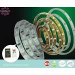 Luces de tira flexibles respetuosas del medio ambiente ahorros de energía del azul 3.6W LED 5050 SMD con 30pcs
