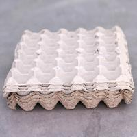 30 Cells Pulp Egg Tray Paper Quail Egg Tray Wholesale