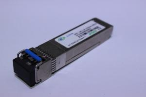 Quality SFP + facteur de forme de fibre optique de l'émetteur-récepteur 10GBASE-LR SFP for sale