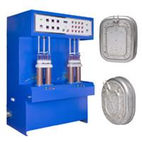 China industrial 80KW Induction Brazing Machine For Welding Stainless Steel Pan on sale