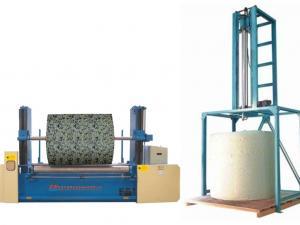 China Máquina de perfuração vertical/horizontal da espuma da esponja do colchão, colchão da espuma que faz a máquina on sale