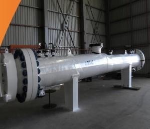 China Receiver (R-2910)  Design Code : Pipeline :ASME B31.8 2003  (Design Factor = 0.5) Closure :ASME Sec.VIII DIV.1 UG 35 (b) on sale