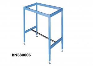 "China Heavy Duty Height Adjustable Production Workbench Blue Color 72"" Wide and 30"" Deep on sale"