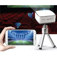 Pico projector,small and smart,with speaker and battery.supply wifi directly connecting with smart devices