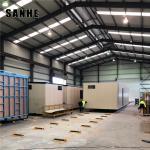 prefab factory steel structure warehouse design
