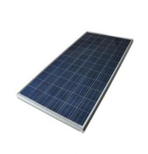 China Photovoltaic Poly High Output Solar Panels 200W With White Tedlar Back Side on sale