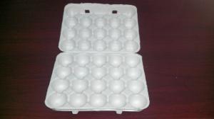 China Quail Egg tray Making Machine for quail eggs transport packing on sale