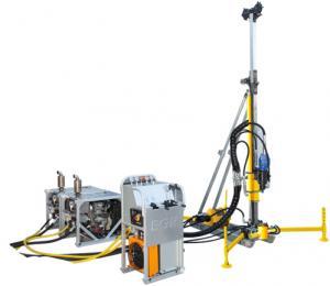 China 200M Depth Portable Core Drill Rig Lightweight Design And Kubota Engine on sale