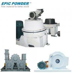 China Modifying Marble Limestone Turbo Mill Surface Coating System With CE ISO Certification on sale