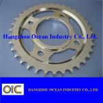 Motorcycle Sprockets , type Middle East A100 CG125-CDI YB100