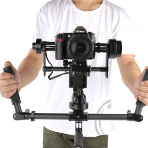 China 3 Axis Gimbal Handheld Camera Stabilizer For GH4  A7s 5D2 5D3  BMCC All Angles No Shake on sale
