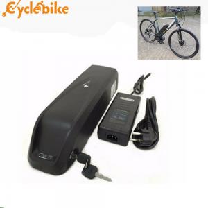 China Light Weight HL1 Style Downtube Lithium Ion Battery For Ebike With Usb Port on sale