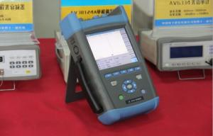 China Mini - OTDR  0.05m High Distance Resolution with lithium battery on sale