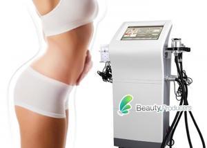 China Quadrupole RF weight loss laser machine , 3 model fat reduction machine on sale