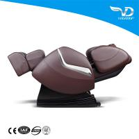 China Hot sale! Luxury 3D muti-function best chair massage zero gravity on sale