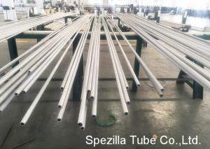 China Cold Drawn Seamless Stainless Steel Tube For Heat Exchangers ASTM A213/A213M TP347/347H on sale