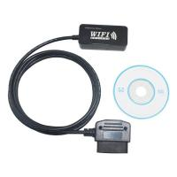 WIFI OBD Diagnostics Interface Support Apple iPad iPhone iPod Touch