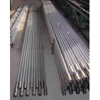 API drilling polished rod for gas and oil extraction