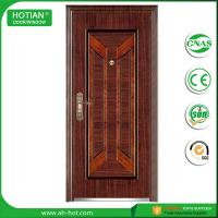 Stainless Steel Entry Doors / Security Steel Doors for Home Gate Design