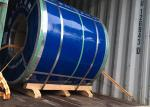 Professional 201 Stainless Steel Coil Cold Rolled / Hot Rolled Type 610mm ID