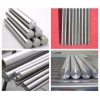 China Bright Stainless Bar Stock , Solid Stainless Steel Rod Customized Length 5.5-250mm Dia on sale