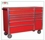 TJG-56RS 56 Inch Tool Chest Box Cabinet Storage 11 Drawer Rolling ToolBox Garage