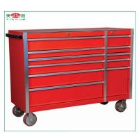 China TJG-56RS 56 Inch Tool Chest Box Cabinet Storage 11 Drawer Rolling ToolBox Garage on sale