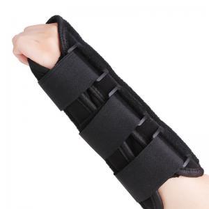 China Composite Cloth Knee Compression Sleeve Orthopedic Splint For Wrist on sale