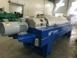 China Two Phase Oil sludge Separation Dryling  Wastewater Centrifuge on sale